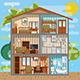 Home Interior - GraphicRiver Item for Sale