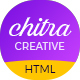 Chitra - Creative Portfolio HTML Template - ThemeForest Item for Sale