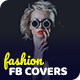 Fashion Facebook Cover Pack - GraphicRiver Item for Sale