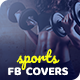 Sports Facebook Covers - GraphicRiver Item for Sale