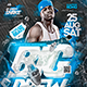 Hip-Hop Concert Flyer - GraphicRiver Item for Sale