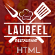 Laureel - Restaurant HTML Template - ThemeForest Item for Sale