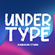 Under Type Font - GraphicRiver Item for Sale