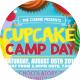 Cupcake Store PostCard - GraphicRiver Item for Sale