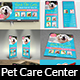 Pet Care Center Advertising Bundle - GraphicRiver Item for Sale