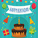 Happy Birthday Flyer - GraphicRiver Item for Sale