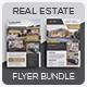 Real Estate Flyer Bundle 01 - GraphicRiver Item for Sale