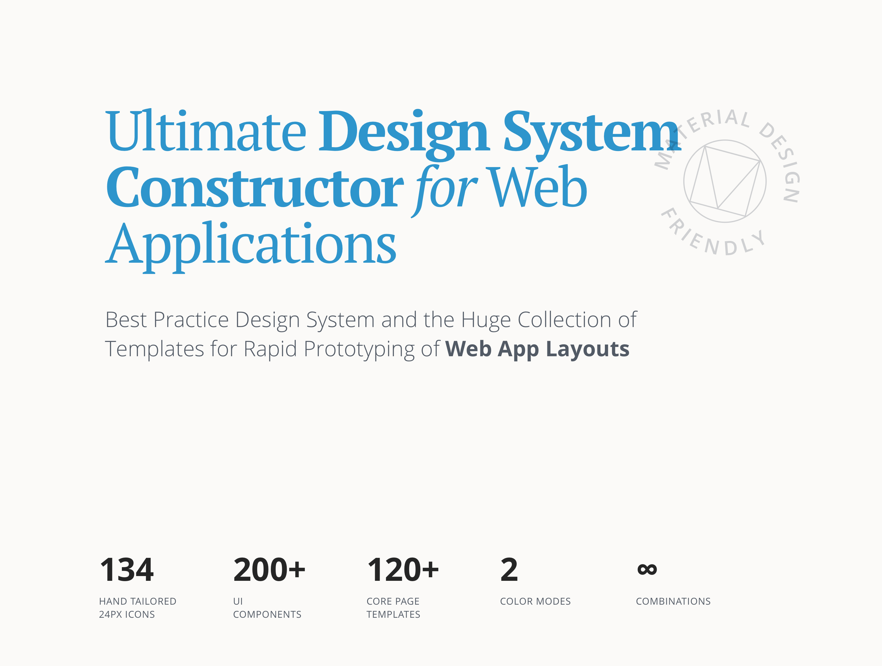 Anbjorn 3 | Design System Constructor for Web Applications - 1