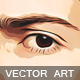 Cartoon Art Oil Paint Action - GraphicRiver Item for Sale