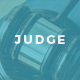 Judge - Law Keynote Template - GraphicRiver Item for Sale