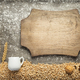 wheat grains and bakery ingredients - PhotoDune Item for Sale