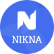 Nikna - Business Consultancy HTML Template