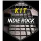 Energetic Indie Rock Kit