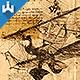 Da Vinci Style Sketch Photoshop Action - GraphicRiver Item for Sale