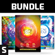 Party Flyer Bundle Vol.111 - GraphicRiver Item for Sale