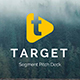 Target Segments Pitch Deck Powerpoint Template - GraphicRiver Item for Sale