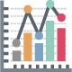 100 Market and Economics Color Vector Icons - GraphicRiver Item for Sale