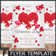 Valentines Day Flyer 03 - GraphicRiver Item for Sale
