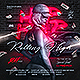 Hip Hop Underground Party Flyer - GraphicRiver Item for Sale