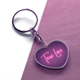 Heart Keychain Mockup - GraphicRiver Item for Sale