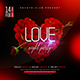 Love Night Party Flyer - GraphicRiver Item for Sale