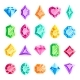 Jewels and Gems - GraphicRiver Item for Sale