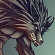Werewolf comic book Monster - GraphicRiver Item for Sale