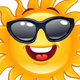 Thumb Up Sun - GraphicRiver Item for Sale