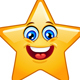 Thumbs Up Star - GraphicRiver Item for Sale
