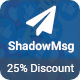 ShadowMsg - CodeCanyon Item for Sale