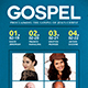 Gospel Church Flyer - GraphicRiver Item for Sale