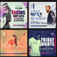 Ladies Night Club Flyer Bundle - GraphicRiver Item for Sale