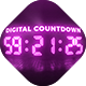 Digital Countdown - VideoHive Item for Sale