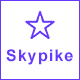 Skypike - Responsive Bootstrap 4 Admin Dashboard - ThemeForest Item for Sale