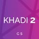 Khadi 2 Google Slide Template - GraphicRiver Item for Sale