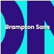 Brampton Sans - GraphicRiver Item for Sale