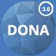 DONA - Creative Multi-Purpose Parallax WordPress Theme - ThemeForest Item for Sale