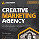 Agency Marketing Flyer - GraphicRiver Item for Sale