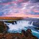 Godafoss waterfall on Skjalfandafljot river - PhotoDune Item for Sale