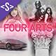 Four Arts Bundle - GraphicRiver Item for Sale