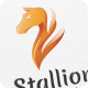 Stallion - Logo Template - GraphicRiver Item for Sale