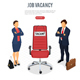 Isometric Employment and Hiring Concept - GraphicRiver Item for Sale