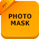 Photo Mask Powerpoint Template - GraphicRiver Item for Sale