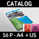 Auto Parts Catalog Brochure Template Vol.3 - 16 Pages - GraphicRiver Item for Sale
