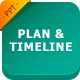 Tables, Plan & Timeline Powerpoint Template - GraphicRiver Item for Sale