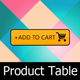 Woo Product Table Pro - Making Quick Order Table