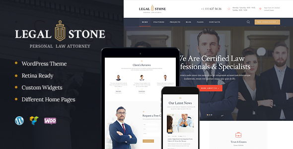 Download Legal Stone | Lawyers & Attorneys WordPress Theme nulled 01 Legal 20Stone