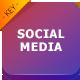 Social Media Keynote Template - GraphicRiver Item for Sale