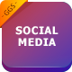 Social Media GGS Template - GraphicRiver Item for Sale