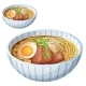 Japanese Ramen Soup Cartoon Vector Icon Isolated - GraphicRiver Item for Sale